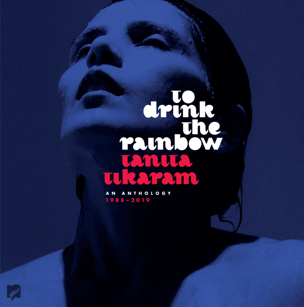 Tanita Tikaram To Drink The Rainbow Anthology Sleeve