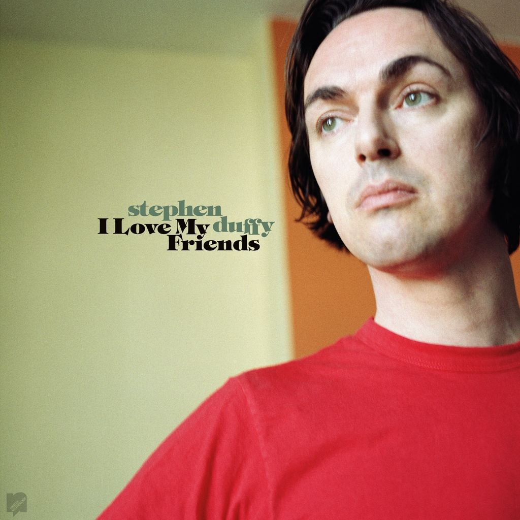 Stephen Duffy LP Cover