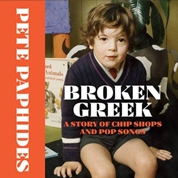 Broken Greek - Pete Paphides