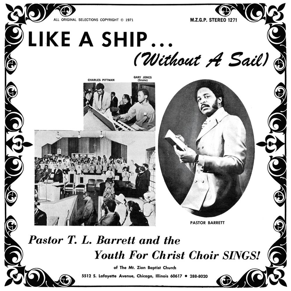 Like A Ship - Pastor T L