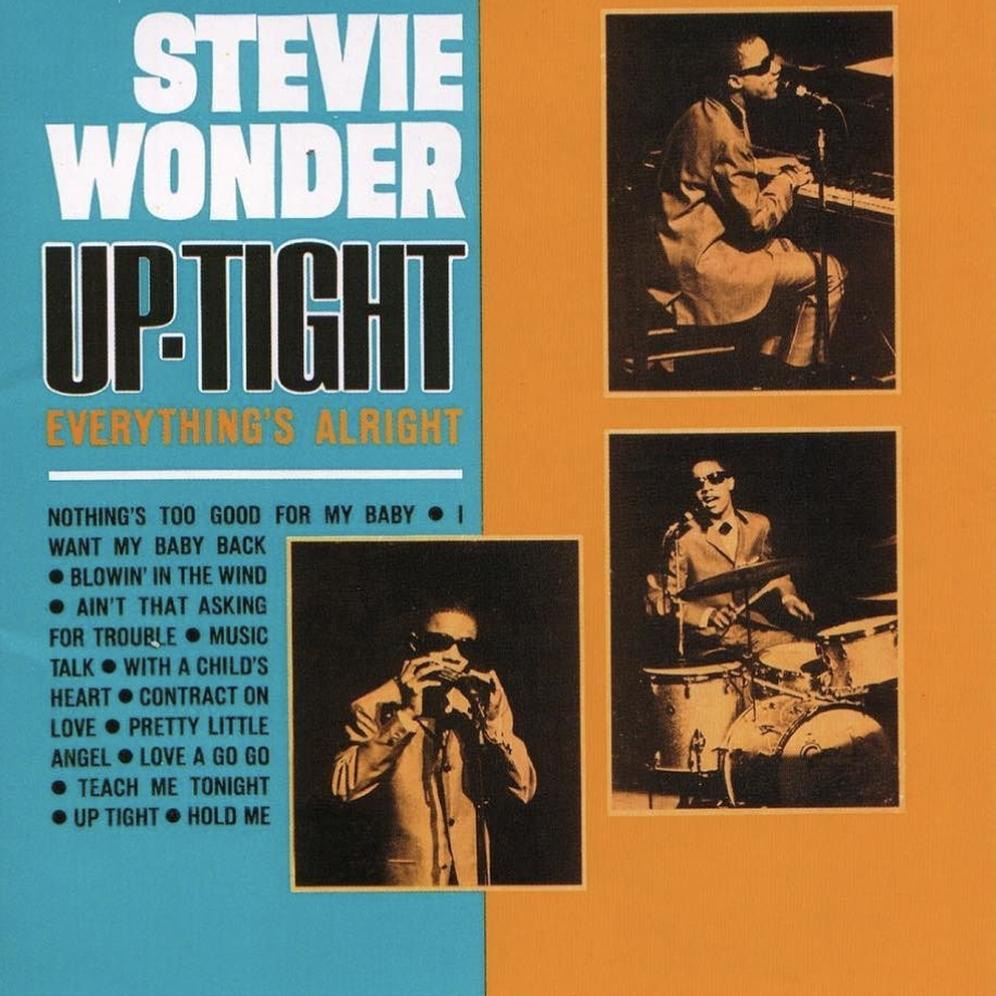 Stevie Wonder - Uptight