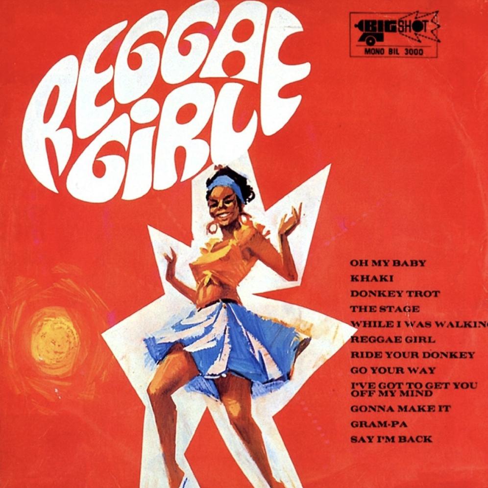 Various Artists - Reggae Girl