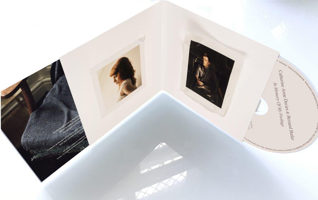 CD - Inner Gatefold With Pockets